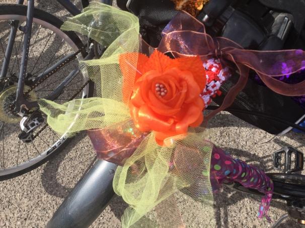 my decorated bike