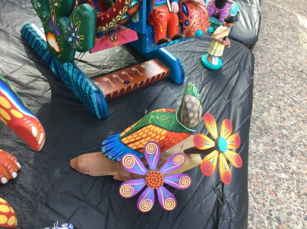 Oaxacan folk art