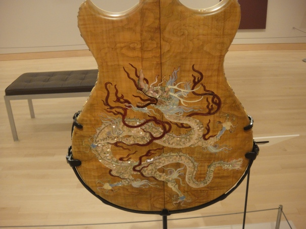 Dragons and Vines Inlay
