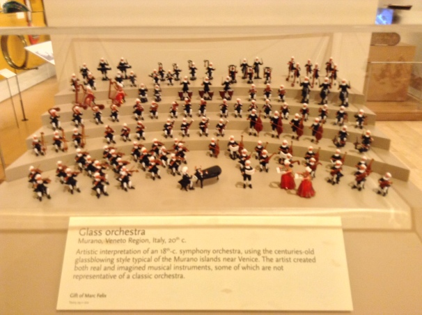mini glass orchestra