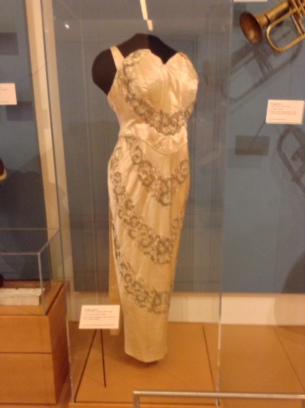 Ella Fitzgerald's dress