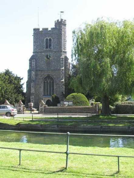 St Augustine, Broxbourne, Herts