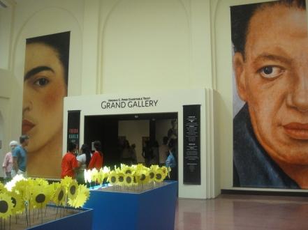 exhibit at the Heard