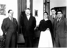 Frida and Leon Trotsky