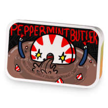 Peppermint Butler Tea