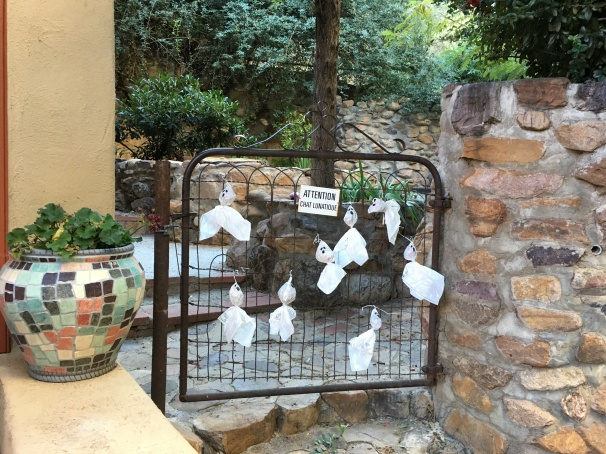 haunted gate