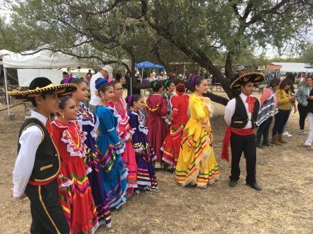 Fiesta de Tumacacori