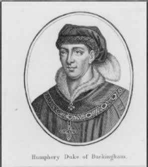 Humphrey Stafford, Duke of Buckingham